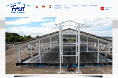 PPHU FROST - Ogrodzenia panelowe Bydgoszcz