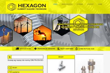 HEXAGON - Elementy Złączne i techniczne - Styropian Zabrze