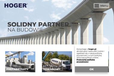 Hoger sp.z o.o - Stolarka Aluminiowa LUBLINIEC