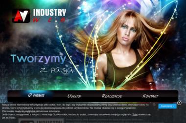 Industry Web Adam Lipner - Tworzenie Stron WWW Jastrzębie Zdrój