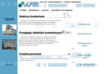 APM Usługi Inżynierskie i Kosztorysowe Anna Morusiewicz - Domy szkieletowe Kielce