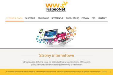 KabeoNet - Programista Skorogoszcz