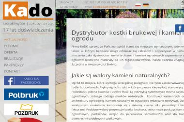 P.H.U. KADO - Ziemia ogrodowa Szczecin