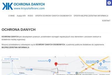 MANAGER Krzysztof Kranc - Kredyt Prudnik