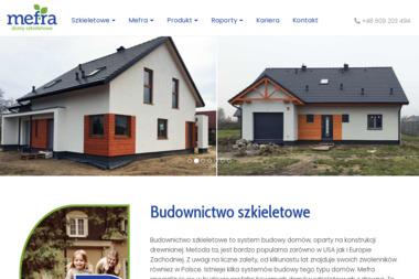 Mefra Bau System Sp. z o.o. - Budownictwo Szkieletowe Szamotuły