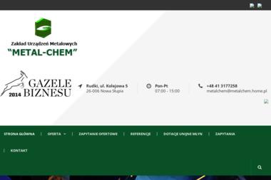 Z.U.M. METAL-CHEM - Montaż Płyty Warstwowej RUDKI