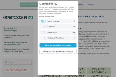 Netpozyczka24.pl - Kredyt hipoteczny Miłakowo