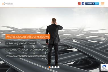 Optimum Biuro rachunkowe, Ubezpieczenia Pzu, Oprogramowanie dla Firm - Magazyny do wynajęcia Poznań