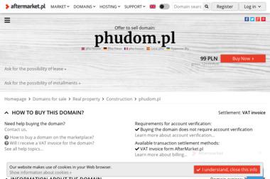 """P.H.U. """"DOM"""" Michał Stromski - Pokrycia dachowe Przodkowo"""