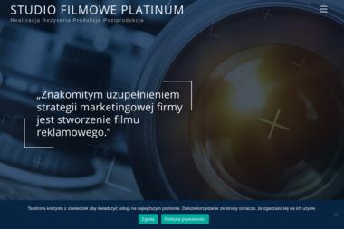 PLATINUM STUDIO | Agencja Reklamowa - Strony internetowe Pisz