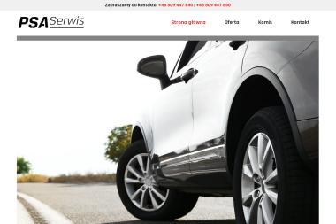PSA-SERWIS - Elektryk samochodowy Łódź
