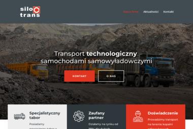 Silo-Trans Nowiny Sp. zo.o. - Spedycja Międzynarodowa Sitkówka-Nowiny