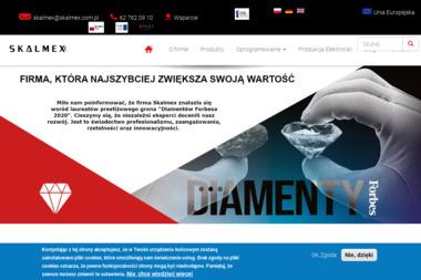 PPUH SKALMEX Sp. z o.o. - Systemy Fotowoltaiczne Nowe Skalmierzyce