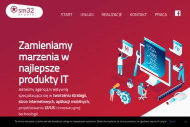 Sm32 STUDIO Marek Mucharski - Internet Żywiec