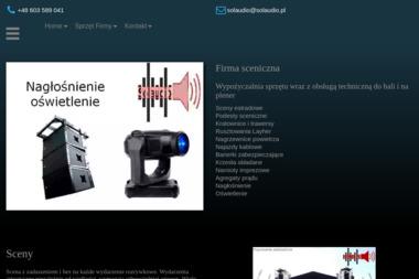 Solaudio - Zespół muzyczny Poniatowa