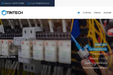 Tintech Marcin Gorzkiewicz - Klimatyzacja Gdańsk