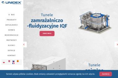 Unidex sp z o.o. - Szafy na wymiar Swarzędz