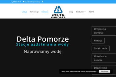 P.H.U. DELTA - Usługi Elektryczne Lębork