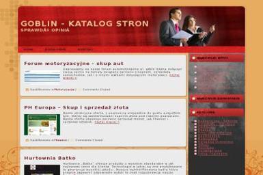 Goblin komputer Konrad Greń - Części i podzespoły elektroniczne Przeworsk