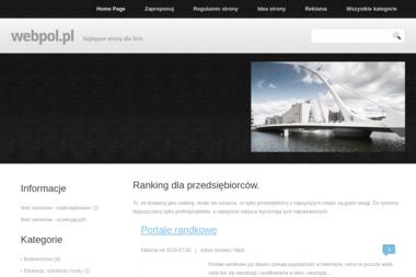 Webpol Jasło- projektowanie stron www, grafika,poligrafia,reklama - Internet Jasło