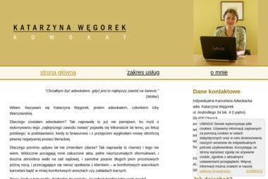 Indywidualna Kancelaria Adwokacka adw. Katarzyna Węgorek - Prawo Karne Otwock