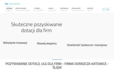 All-grants Mariusz Jaros - Firma audytorska Katowice