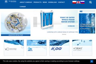 Aquafilter Europe - Sklep Hydrauliczny Łodź