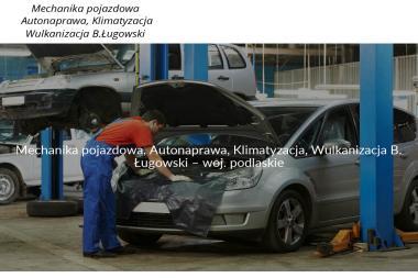 F.H.U. BOGDAN ŁUGOWSKI - Opony i felgi Siemiatycze