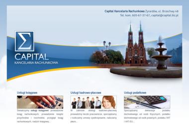 Kancelaria Rachunkowa Capital - Kadry Żyrardów