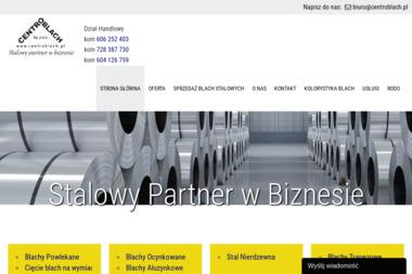 CENTROBLACH Sp. z o.o. - Pokrycia dachowe Pruszcz Gdański
