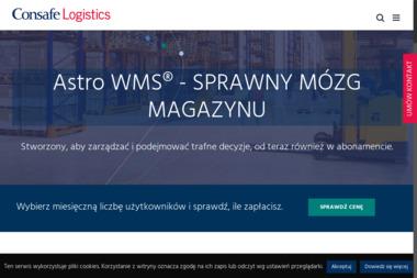 Consafe Logistics Sp. z o.o. - Oprogramowanie Łomianki