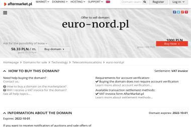 P.H.U. EURO-NORD - Pokrycia dachowe Pruszcz Gdański
