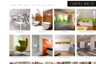 Fabryka Wnętrz - Architekt KOSZALIN