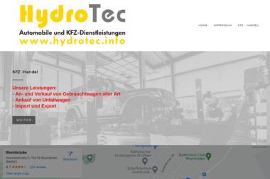 HYDROTEC Systemy Inżynierii Wodnej - Energia odnawialna Opatowiec