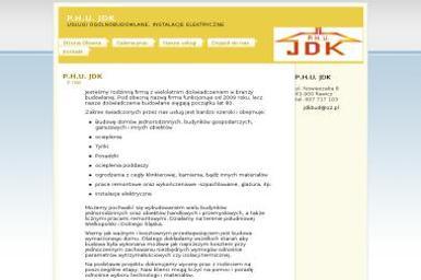 P.H.U. JDK - Domy z keramzytu Rawicz