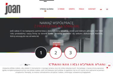 """P.P """"Joan"""" s.c. - Odzież robocza Łódź"""