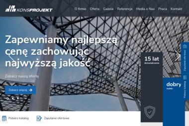 Konsprojekt Sp. z o.o. - Ocieplanie Pianką PUR Gdynia