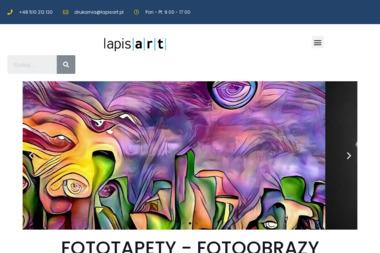 LapisART - Wlepka Warszawa