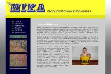 MIKA S.C. - Skład budowlany Ostrołęka