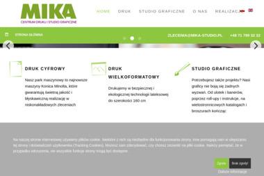 Mika Bożena Rak-Kawecka - Projektowanie Logo Wrocław
