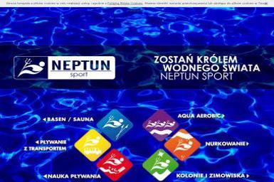 Neptun Szkoła Pływania - Trener biegania Wrocław
