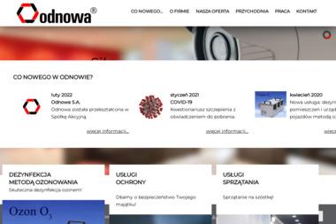 ODNOWA Spółka z o.o. - Okna z PCV Opole