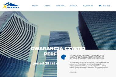 PHU PERFEKT SZYCHOWIAK,KALATA Sp.j - Usługi Sprzątania Biur Wrocław