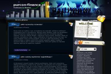 Purcon Finance - Doradca podatkowy Piaseczno