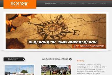 Sonar Agencja Alternatywna - Animatorzy dla dzieci Gdynia