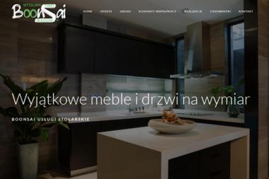 Stolarstwo Gadomski - Architekt wnętrz Ząbki
