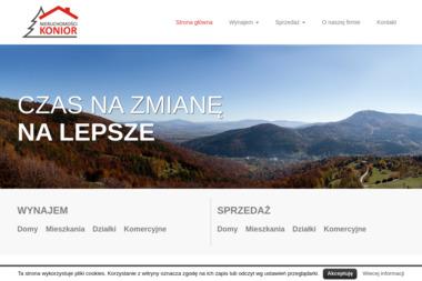 """Przedsiębiorstwo Usługowe """"PROFIL II"""" - Agencja nieruchomości Szczyrk"""