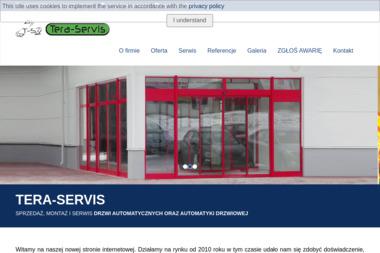 F.H.P.U. Tera-servis - Konstrukcje stalowe Jodłownik