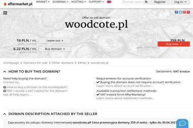 Woodcote Poland Sp.z. o.o - Bramy Garażowe Warszawa