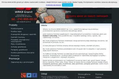 WRKB-GRANIT Sp.z o.o - Bramy Garażowe Segmentowe Jaroszów